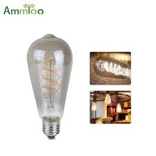 Cheap For All In House Products Led Lamp E27 Retro In Full Home