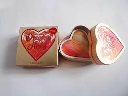 makeup revolution i heart revolution dragons heart highlighter packaging