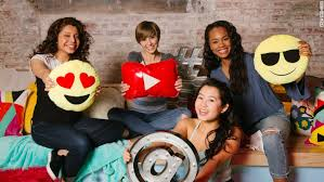 Photos of teens from youtube