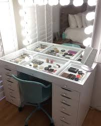 Ikea Makeup Vanity | Best Makeup Organizers Perfect For Storing Your Beauty  Products