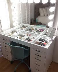 ikea makeup vanity best makeup organizers perfect for storing your beauty s