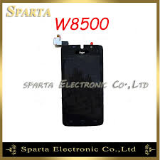 For Philips W8500 LCD Display Touch ...