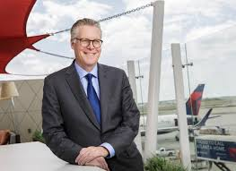 just 13 months after becoming ceo ed bastian has been named one of the highest rated ceos on glassdoor based entirely on feedback from the airline s