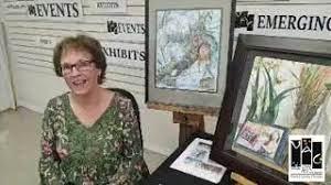Rosalie Mack - Drawing, All Media – Visual Arts Center