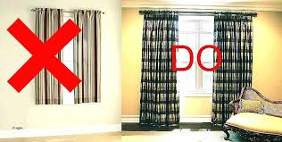 Curtains For Long Windows Small Window Living Room Decorating Curtain Ideas  Lovely Amazi