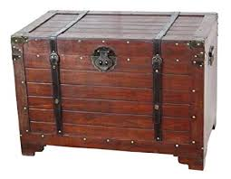 <b>Wooden</b> Storage <b>Chests</b> and Trunks