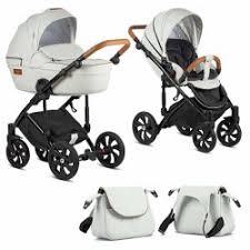 Детская коляска TUTIS <b>VIVA</b> LIFE 2 в 1 2020 (кожа) - Чудо-Чадо