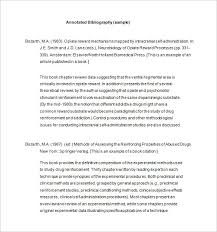 Annotated Bibliography Template Annotated Bibliography Template Template Business