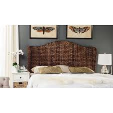 Safavieh Nadine Brown Queen Headboard