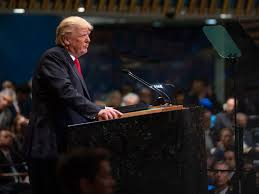 Rejects Trump President Un To General Globalism Speech Us In gBEwC