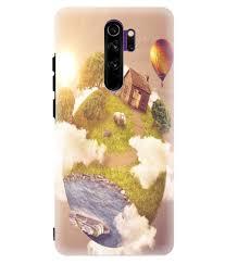 Designer Note 8 Case Xiaomi Redmi Note 8 Pro Printed Cover By Colourcraft