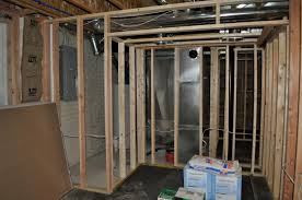 Hostetlers: Basement Update: Insulation & Hanging Drywall