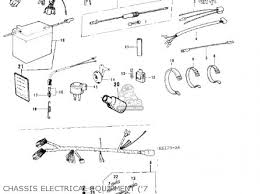 kawasaki hd3 125 wiring diagram wiring diagrams horn ke175 b1 1976 usa mph kph 27003044