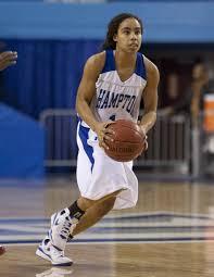 Bernadette Fortune - Women's Basketball - Hampton University Athletics