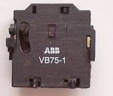 Abb Vb75 Mech Intlk B50 B75 Ac Dc Amazon Com Industrial