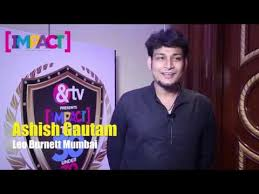 Ashish Gautam of Leo Burnett Mumbai - Winner of IMPACT's Top 30 Under 30  2017 - YouTube