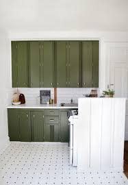 How To Paint Kitchen Cabinets The Merrythought