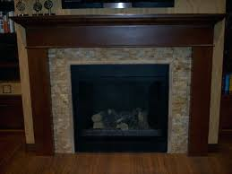 stacked stone fireplace surround ideas veneer diy installing images tiles white built ins slate small kitchen
