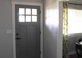 white single front doors. Accesories \u0026 Decors,Little House Designs With Cool White Front Door Trim Behind The Closed Also Single Gray Top Glass Swing Entrance Doors