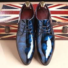 man patent leather oxford shoes for men dress shoes men formal shoes pointed toe business shoes