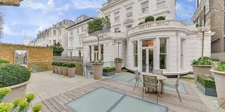 this 30 million kensington mansion plete with a wine vault pool and cinema was the most viewed house in london in 2017
