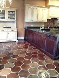 terracotta kitchen floor tiles a floors tile saltillo home depot