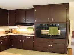 Brown Kitchen Ideas   Kitchen Cabinet Painting Color Ideas: Natural Brown Kitchen  Cabinet .
