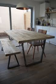 ercol plank dining table ebay. john lewis calia style vintage industrial reclaimed plank top dining table ercol ebay
