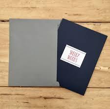 Resume Presentation Folder The Cutest Folders For Sorority