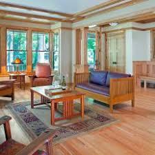 Craftsman style living room Old Earthy Craftsman Living Room With Light Oak Floors Hgtv Photo Library Craftsman Living Room Photos Hgtv