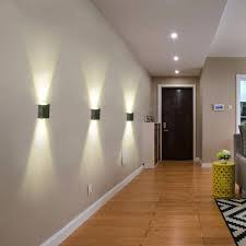 Modern Wall Lights For Living Room Up Down Led Wall Light Aluminum 2w Modern Led Wall Light