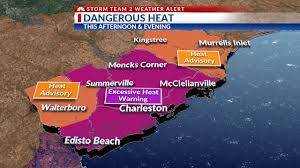 Excessive heat warning issued with very ...
