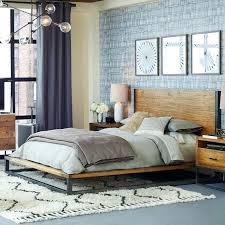 west elm bedroom furniture. Industrial Bedroom Furniture West Elm Bed More Style Australia S