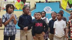 Jerry Gamble Boys & Girls Club Youth Performing Black History Song ...