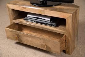 small corner tv cabinet. Dakota Light Mango Small Corner TV Stand On Tv Cabinet