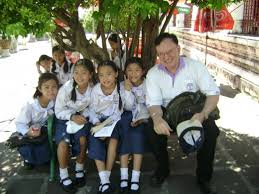 responsibility of a teacher developing the moral values of my sixth grade students in thailand