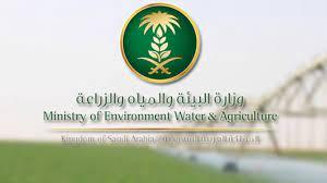 وزارة البيئة والمياه والزراعه