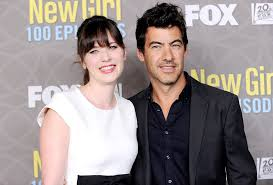 celebrity es 2016 zooey deschanel and jacob pechenik attend fox s new 100th party at w