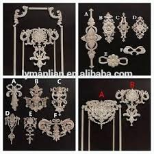 wood furniture appliques. Resin Furniture Appliques And Onlays Wood Carving Antique Home Ornaments .