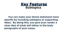 thesis for response to literature 13