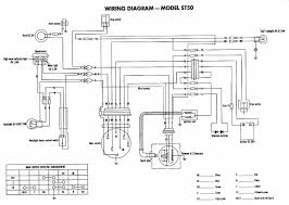1971 honda sl100 wiring diagram 1971 automotive wiring diagrams description st50 honda sl wiring diagram