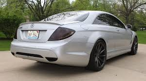 2007 Mercedes-Benz CL600 Coupe   T187   Chicago 2016