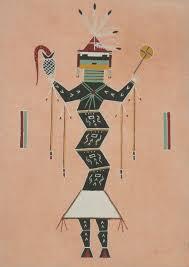 snake people native american indian navajo sand painting memory blanket
