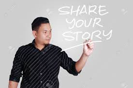 Share Your Story Business Motivational Inspirational Quotes