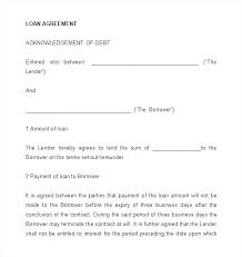 Sample Agreement To Pay Debt Sample Debt Settlement Agreement Letter Simple Demand For