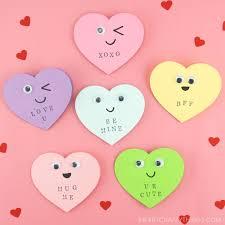 heart shaped valentine s day card