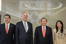 A great leader is always eager to learn something new, so you should be excited by this article. Sukanto Tanoto Attends Silfen Forum And Meets Beijing Mayor