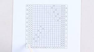 Knitting Chart Maker 7 Tips For Designing Knitting Charts