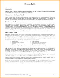 First Resume Sample First Resume Examples Students Krida 9