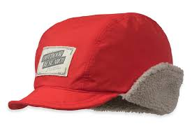 Outdoor Research Saint Hat Caps Hot Sauce Men S Clothing